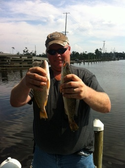 Slidell independent fall forecast looks promising for for Fishing lake pontchartrain